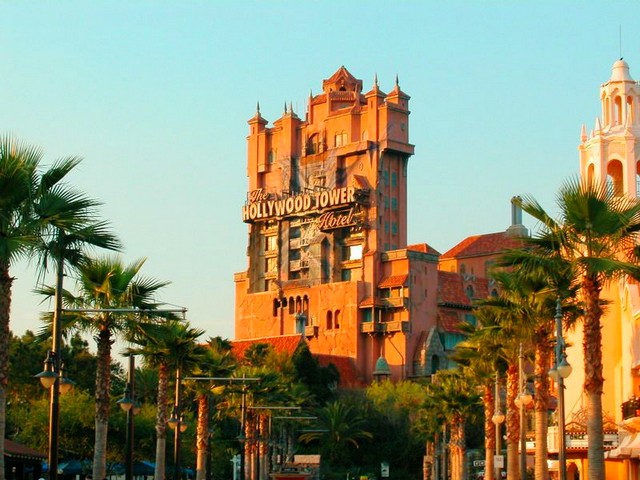 The Twilight Zone - Tower of Terror no Hollywood Studios