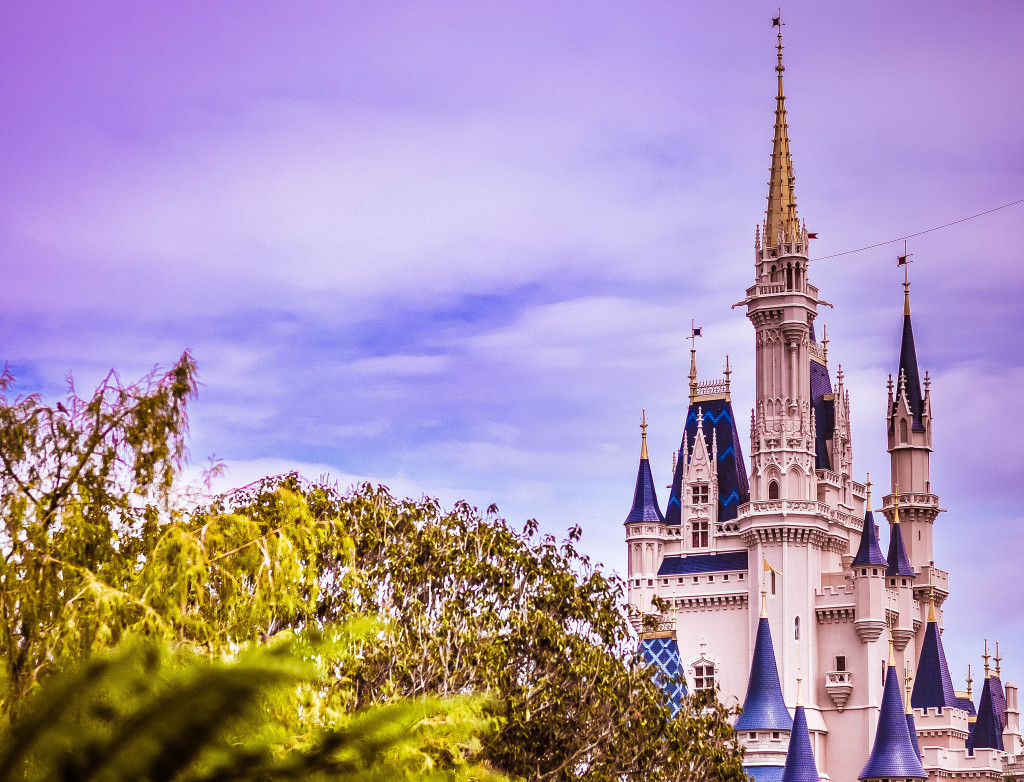 Magic Kingdom - Castelo da Cinderella 2 - Paola Querales
