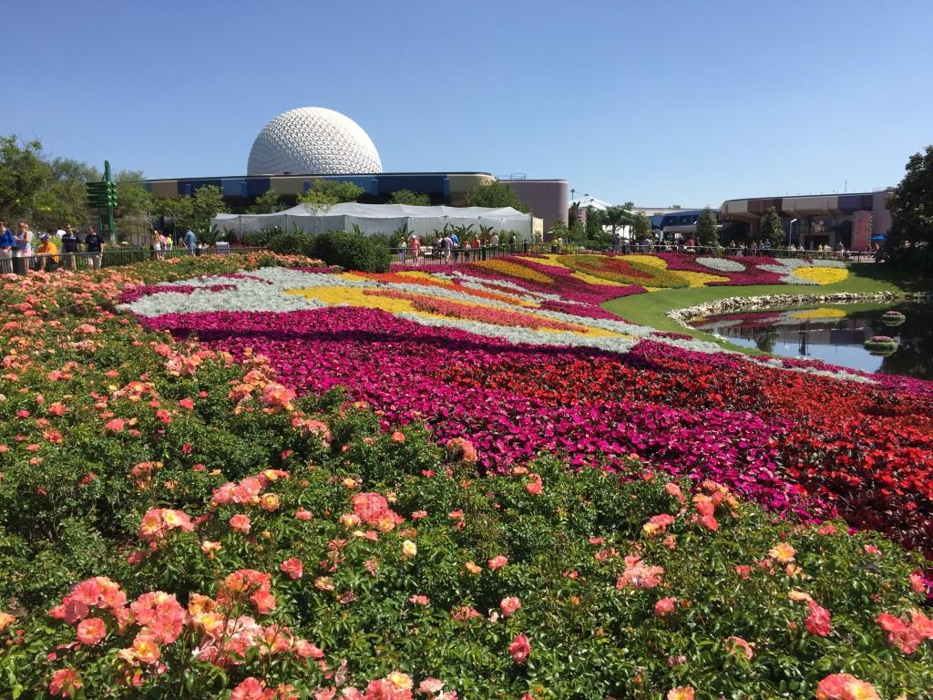 Flower & Garden Festival no Epcot