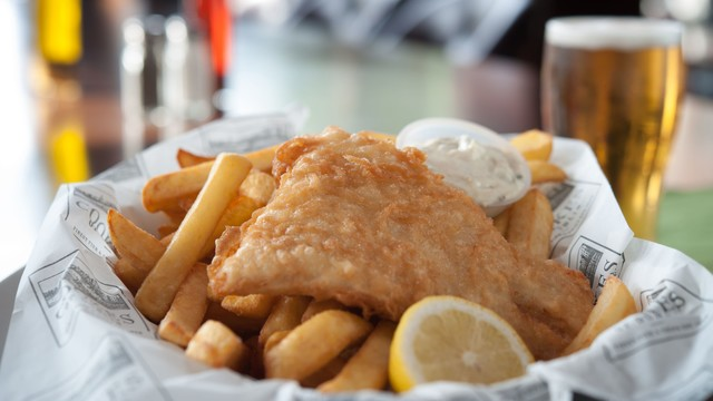Fish & Chips - Fonte: disneyworld.disney.go.com