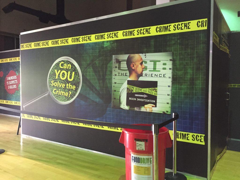 CSI The Experince em Orlando
