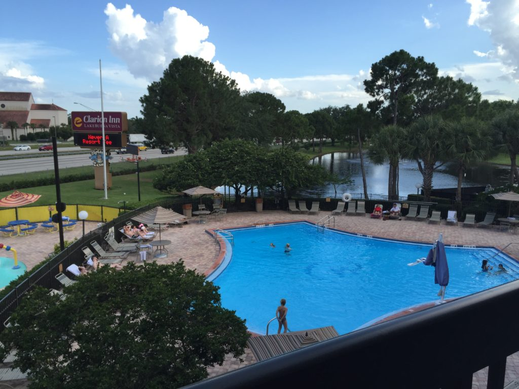 Clarion Inn Lake Buena Vista - Piscina 1
