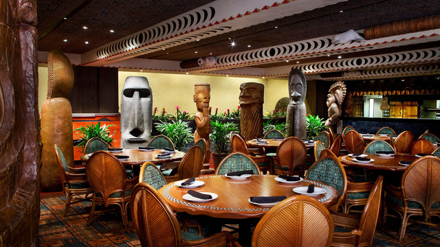 Restaurante 'Ohana