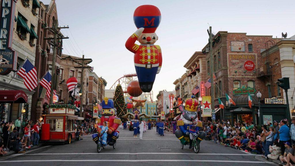 Macy's Holiday Parade. Fonte: Orlando Informer